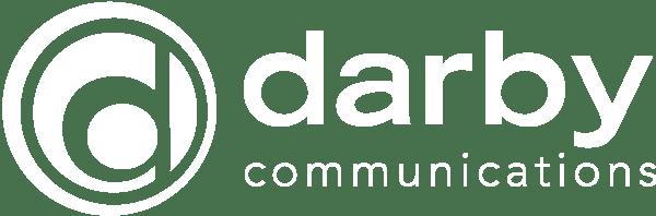 Darby Logo white