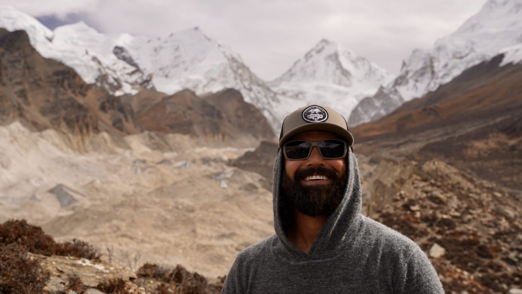 Steven in Himalayas