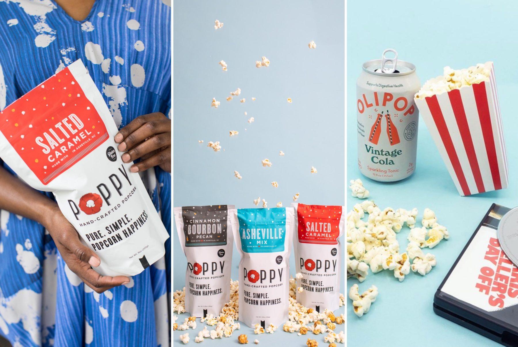 Poppy popcorn