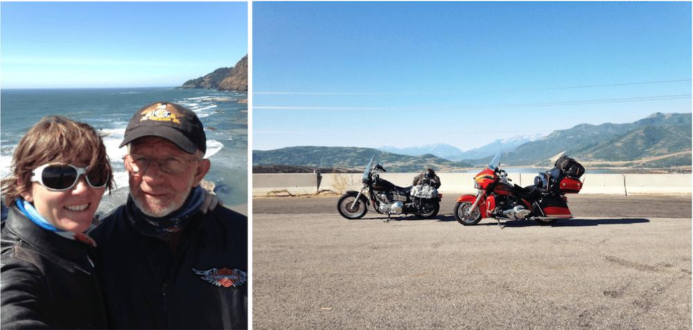 Sarah motorcycle tip